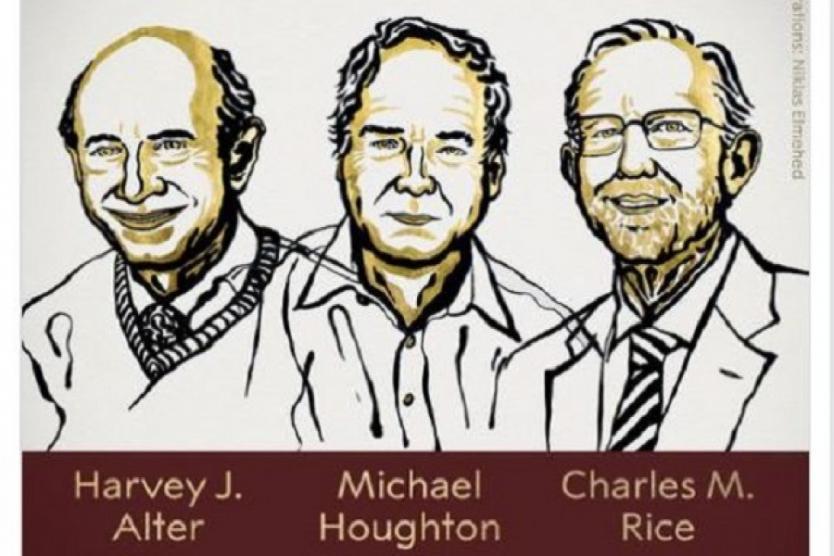 চিকিৎসায় নোবেল জয়ী তিন বিজ্ঞানী
